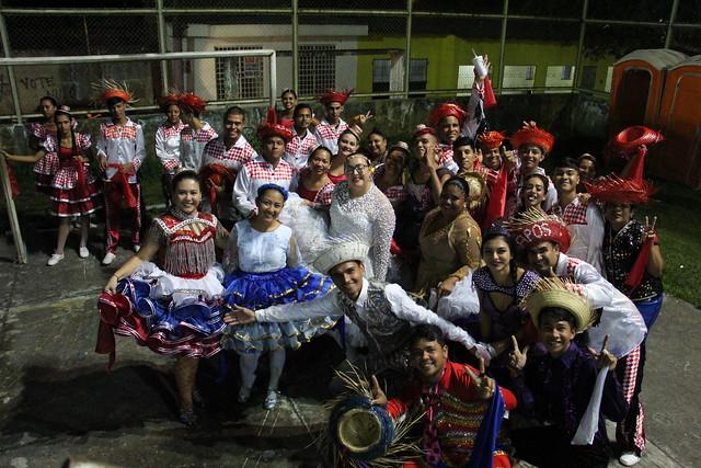 Doze arraiais agitam o fim de semana em Manaus