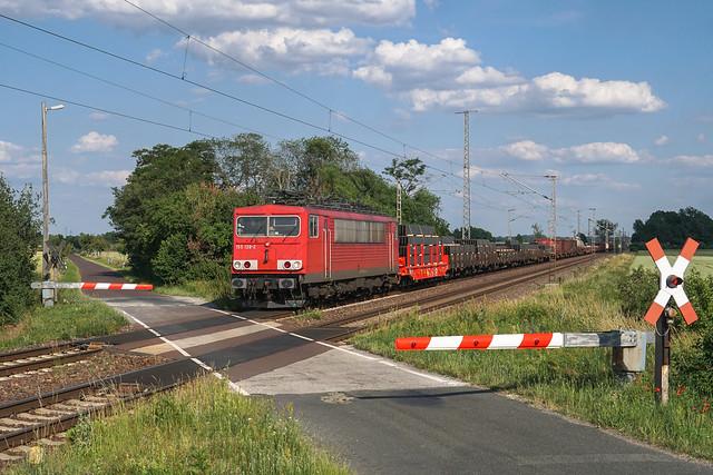 155 128 Railpool GmbH / DB Cargo AG | Güterglück | Juni 2019