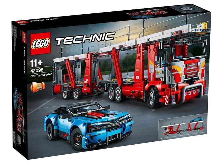 New LEGO TECHNIC