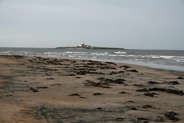 The beach at Hauxley