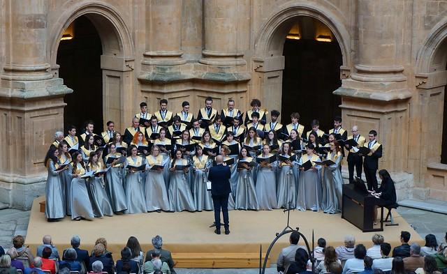 Coro Tomas Luis de Victoria, de Salamanca