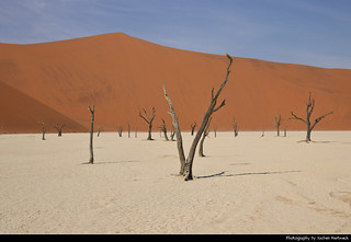 Deadvlei, Namib-Naukluft NP, Namibia | by JH_1982