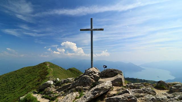 Cima della Trosa - Ticino - Svizzera