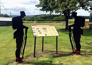 Croxdale War Memorial
