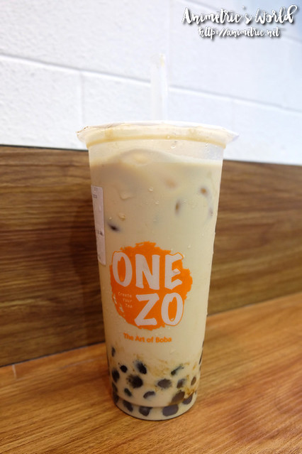 One Zo Milk Tea
