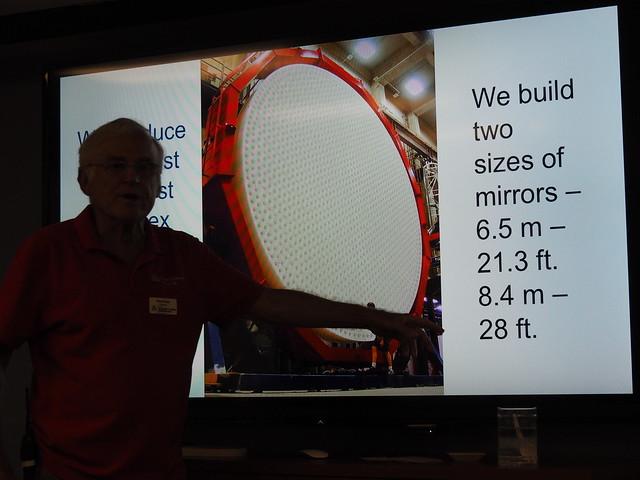 S5024937 Caris mirror sizes 6.5m 8.4m