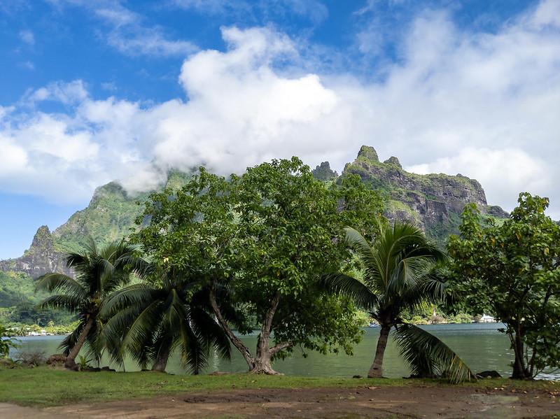 Tahiti, French Polynesia - Mo'orea
