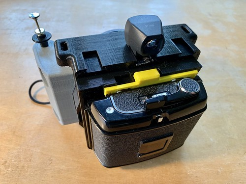 Cameradactyl MP RB67 back