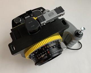 Cameradactyl MP 50mm 6x7 RF VF