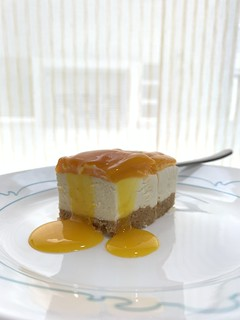 Mango Cheese Cake by Kulacakes