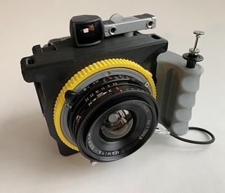 Cameradactyl MP 50mm RF VF