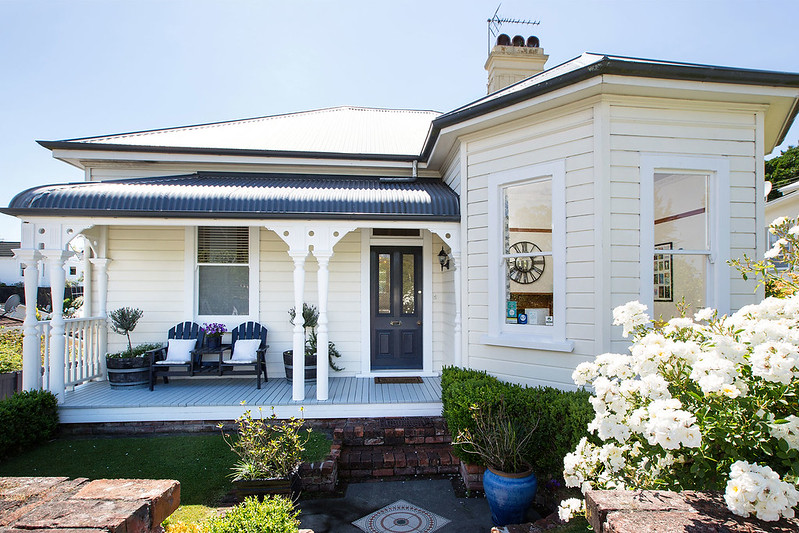 Hoskings House bed and breakfast in New Plymouth Taranaki