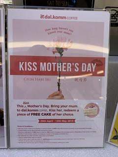 Mother's Day @ Dalkomm, KLCC