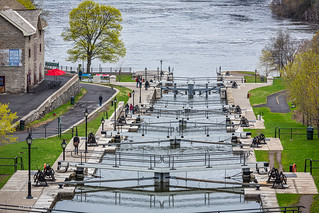 Locks of the Rideau Canal - Ottawa | by Phil Marion (176 million views - THANKS)