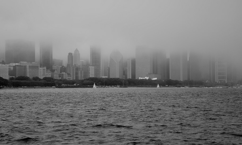 Chicago fogged in Explore #23 6-19-2019 - Chicago IL