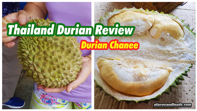 thailand durian review chanee