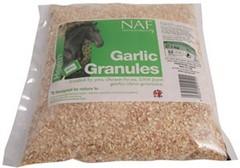 Precio: 12.68 € : Naf Gr nulos de Ajo Suplemento Alimenticio para la Salud del Caballo Bolsa de 1 kilo para rellenar