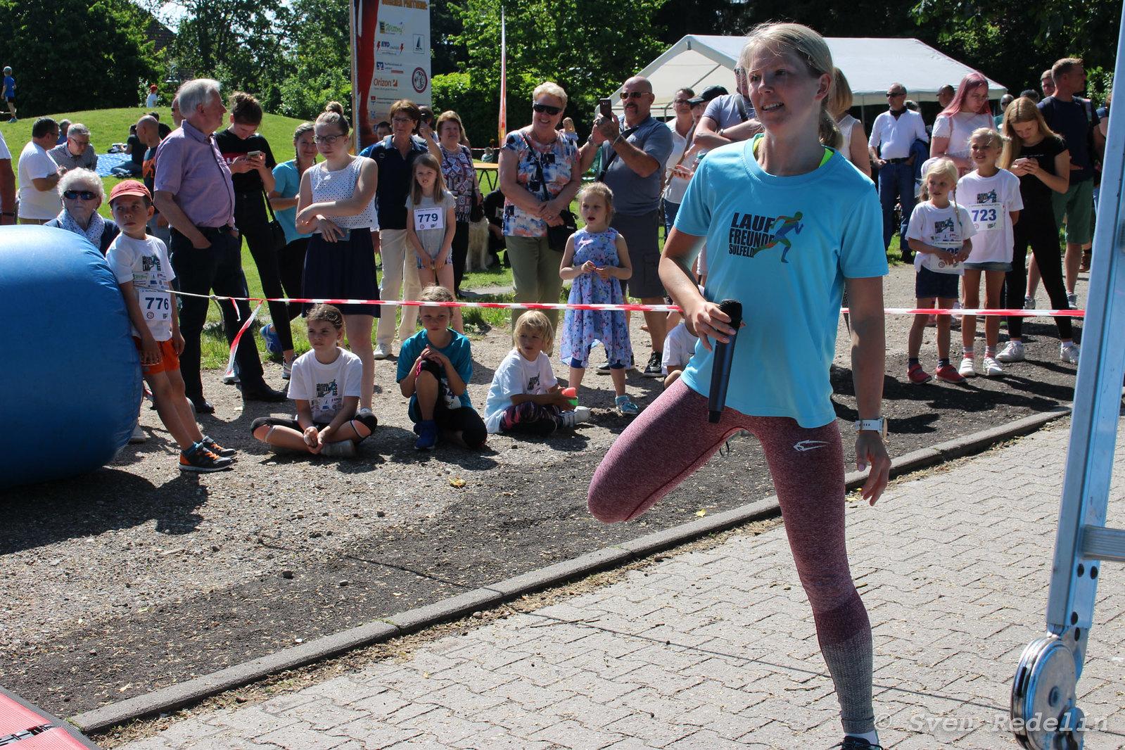Sülfelder Meilenlauf von Jutta Hoffmann