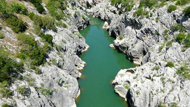 Gorges de l'Hérault -