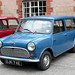1967 Austin Mini Traveller DJK74E Amberley Museum Mini Day 2019 by davidseall
