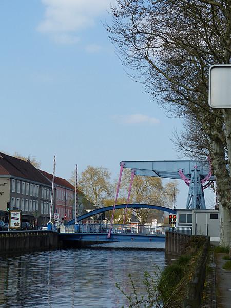 le pont levant