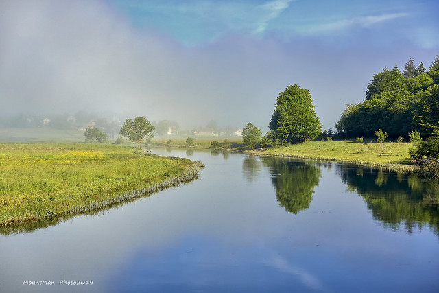 Jutro na Gacki i dizanje magle u daljini (3)