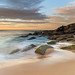 Coastal Sunrise Seascape by Merrillie