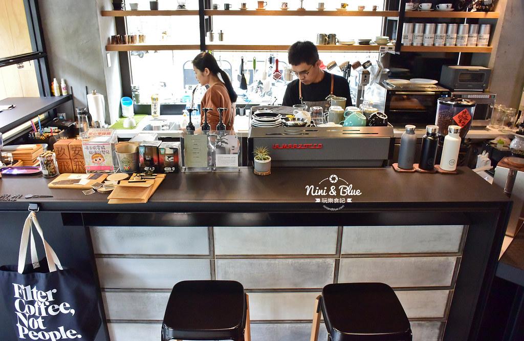玖安飛飛 台中 中國醫 五常街 咖啡05