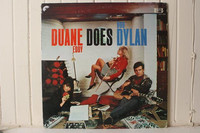 Duane Eddy Does Bob Dylan ( Colpix 1966 )