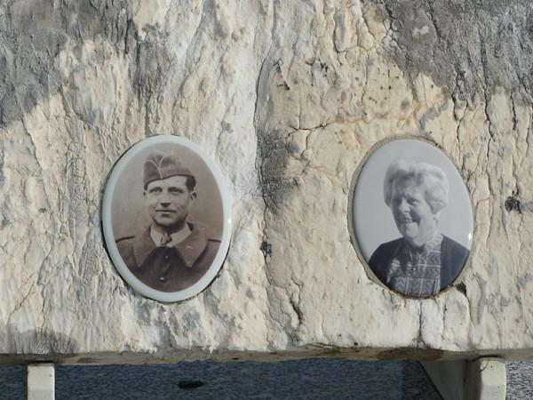 au cimetière de Sanvignes