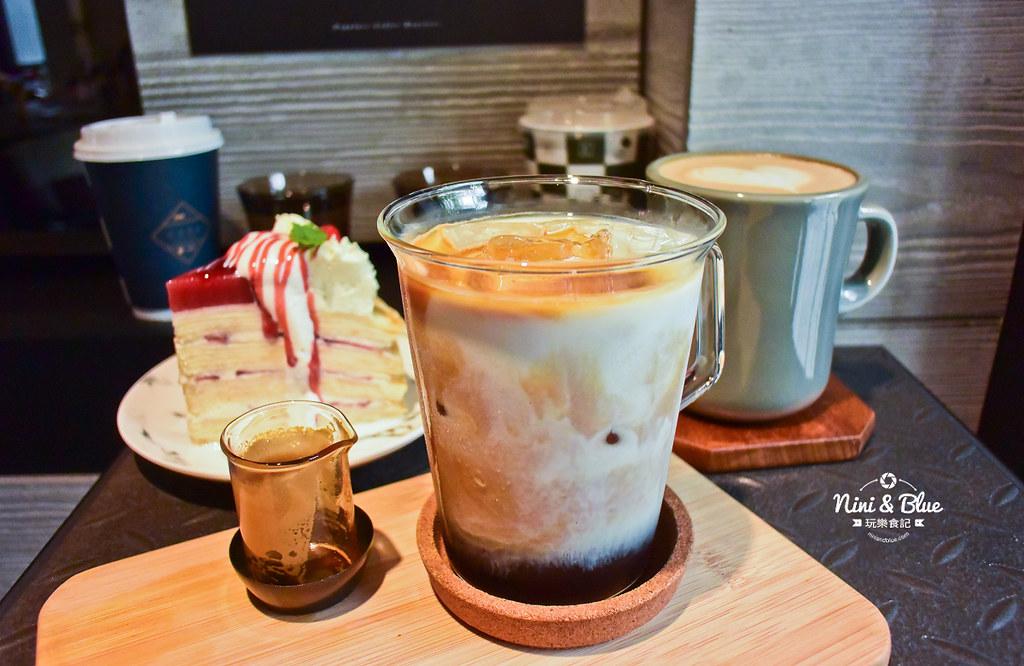 玖安飛飛 台中 中國醫 五常街 咖啡14