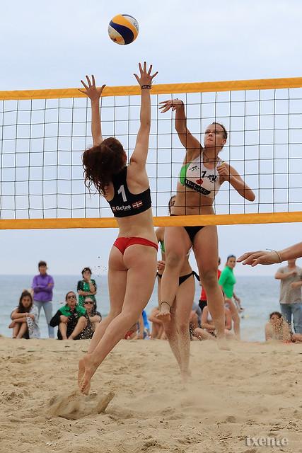 Campeonato de Euskadi de Voley Playa 2018