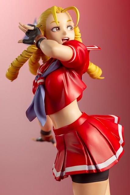 壽屋 – STREET FIGHTER美少女 高傲大小姐「卡琳」!かりん