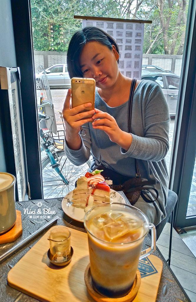 玖安飛飛 台中 中國醫 五常街 咖啡27