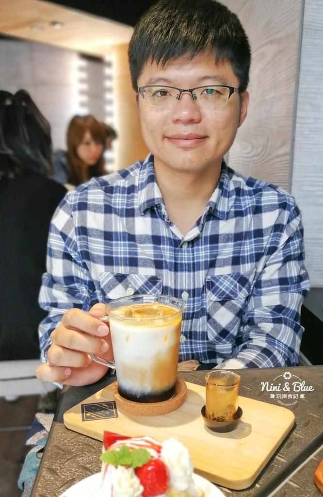 玖安飛飛 台中 中國醫 五常街 咖啡20