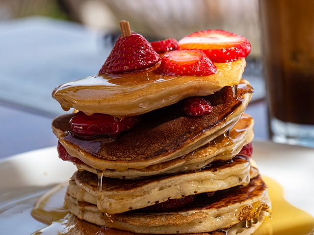 Πρωινό - Pancake breakfast - explored