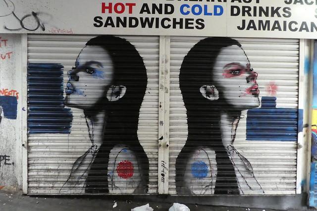 id-iom graffiti, Brixton