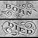 born : died