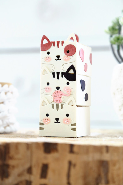 cat boxes (Lawn Fawn inspiration week)