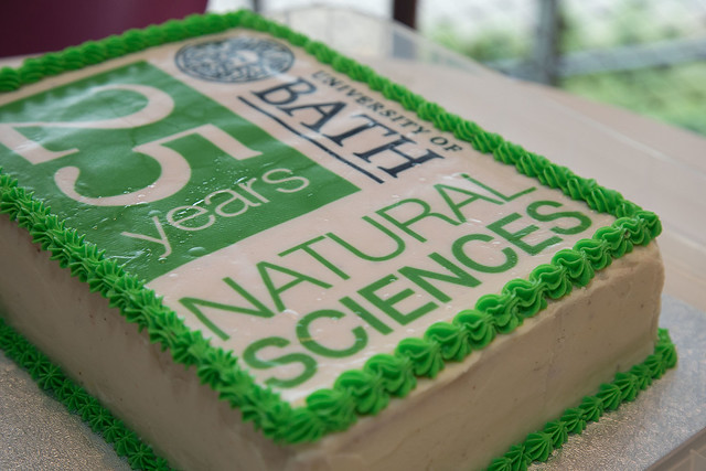 Natural Sciences 25th Anniversary Reunion