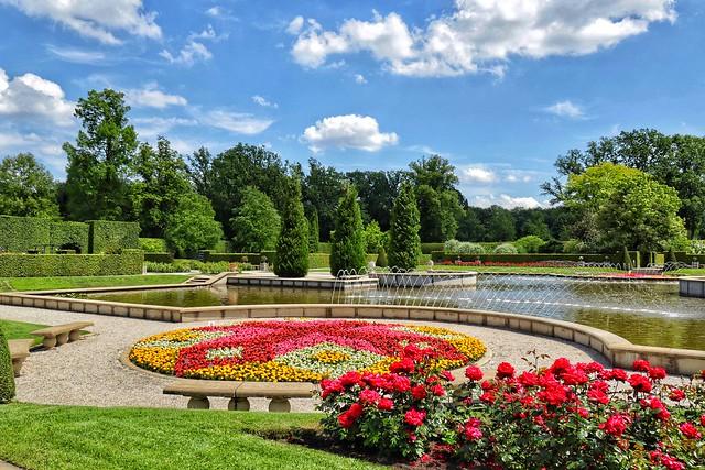 Castle Park Arcen