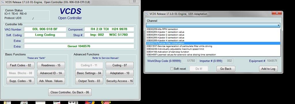 vcds screenshot 1 | John C Bullas BSc MSc PhD MCIHT MIAT | Flickr