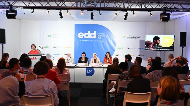 Refugee integration through inclusion - EDD2019