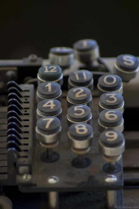 Typewriter, Reunion factory, Catalonia, Spain