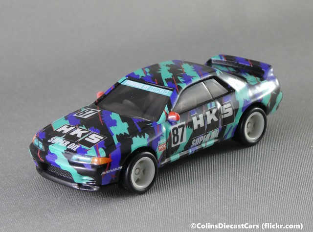 Hot Wheels - Nissan Skyline GT-R BNR32