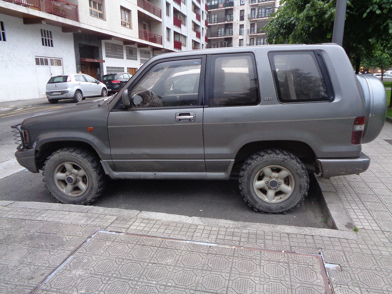 OPEL FRONTERA RS