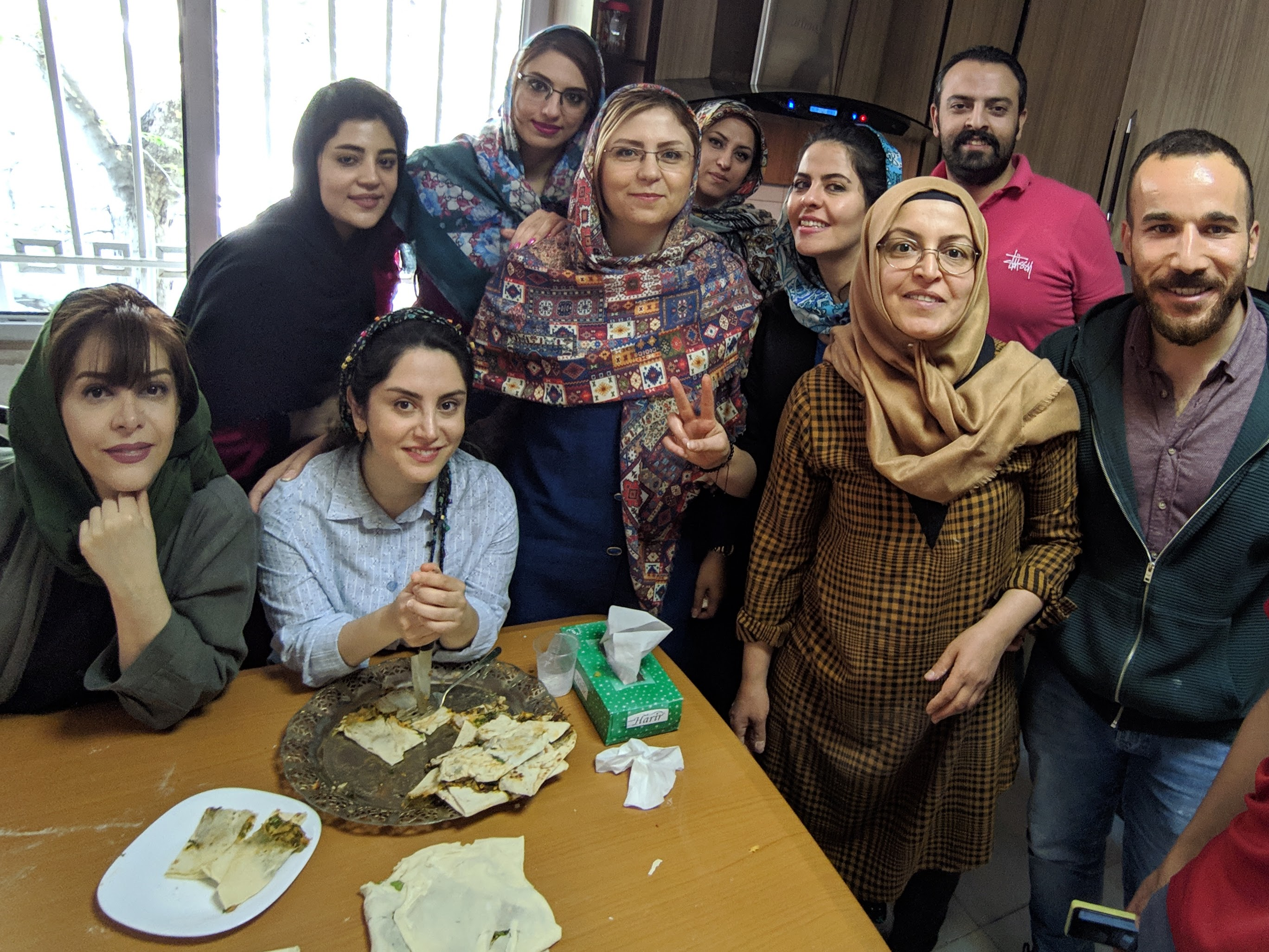 土耳其Gözleme烹飪課程