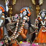 ISKCON Bangalore Deity Darshan 19 June 2019