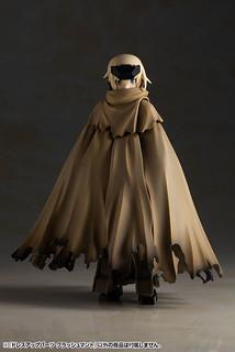 【更新官圖&販售資訊】M.S.G『骨裝機娘』『女神裝置』專用換裝零件 DRESS UP PART:破損披風(クラッシュマント)、側披風(サイドマント)