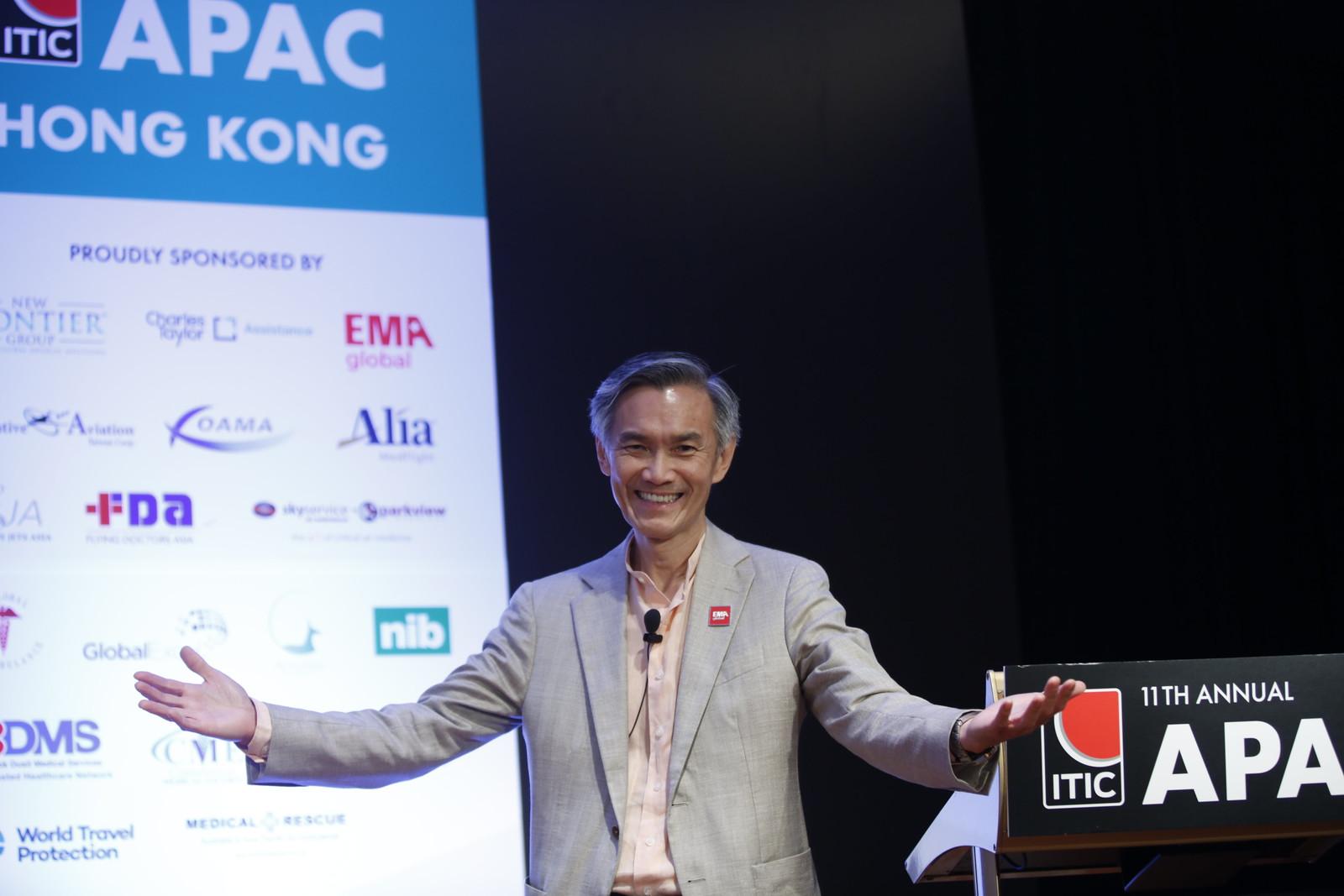 ITIC APAC- Hong Kong 2019
